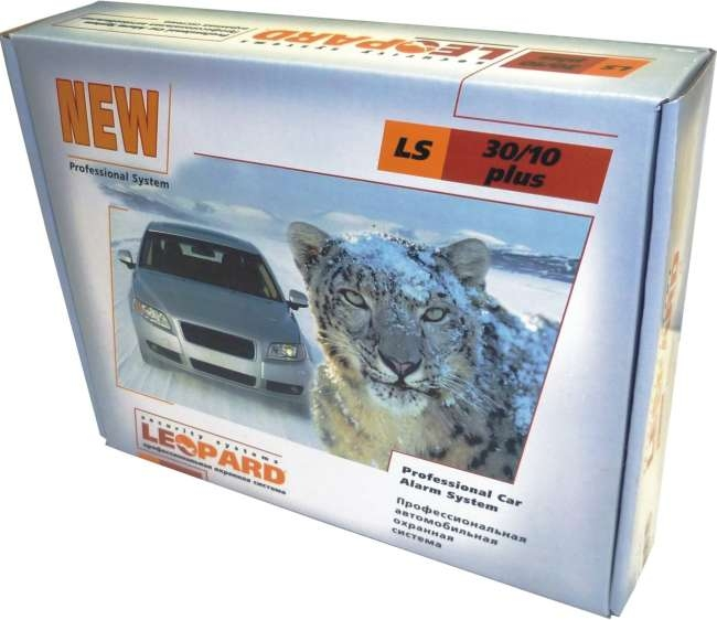 LEOPARD LS 30/10plus
